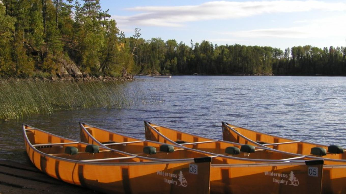 We love using Wenonah kevlar canoes on our Boundary Waters trips! – R. Guthrie