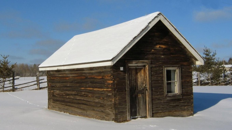 Vahdenpera Sauna – Embarrass Township