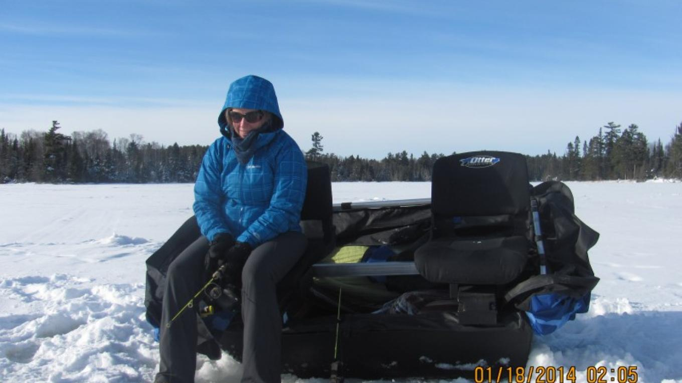 Ice Fishing – MN DNR