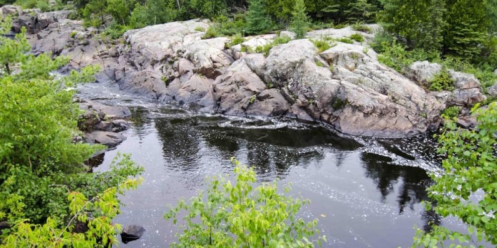 Cascades Conservation Area – LRCA Staff