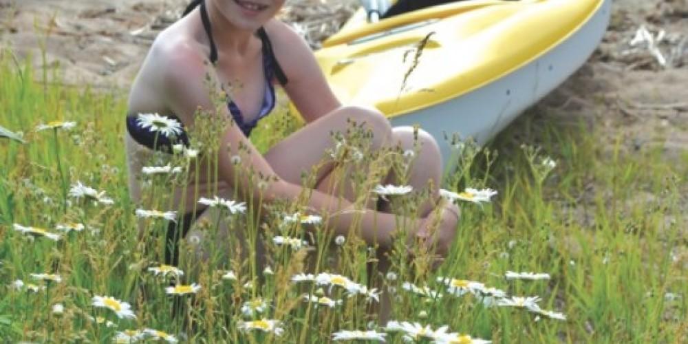 Ready to Kayak – Sarah Kawulia