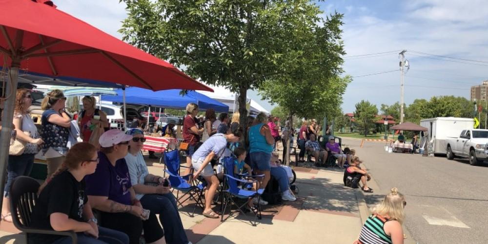 Virginia Market Square farmers market – Marlise Riffel