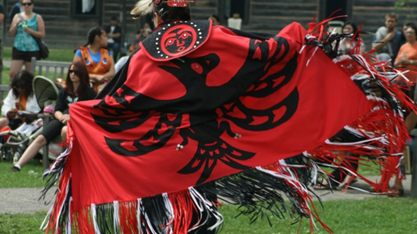 Celebrate Indigenous culture and heritage at Anishnawbe Keeshigun – Fort William Historical Park