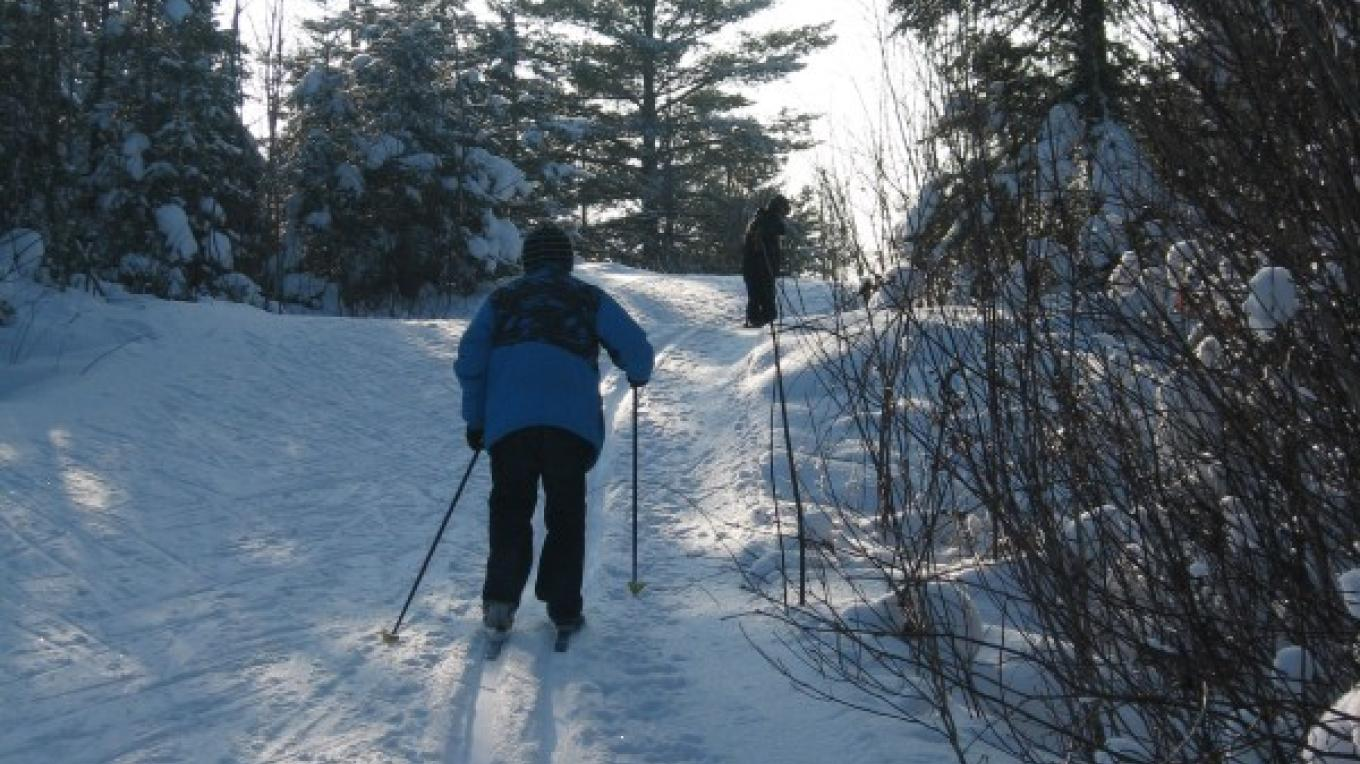 Enjoying a new-found passion – Rainy Lake Nordic Ski Club