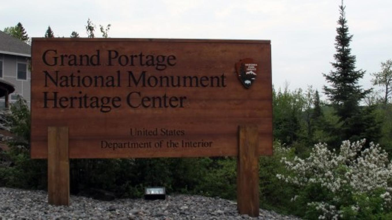 Welcome to Grand Portage National Monument – Beth Drost, NPS
