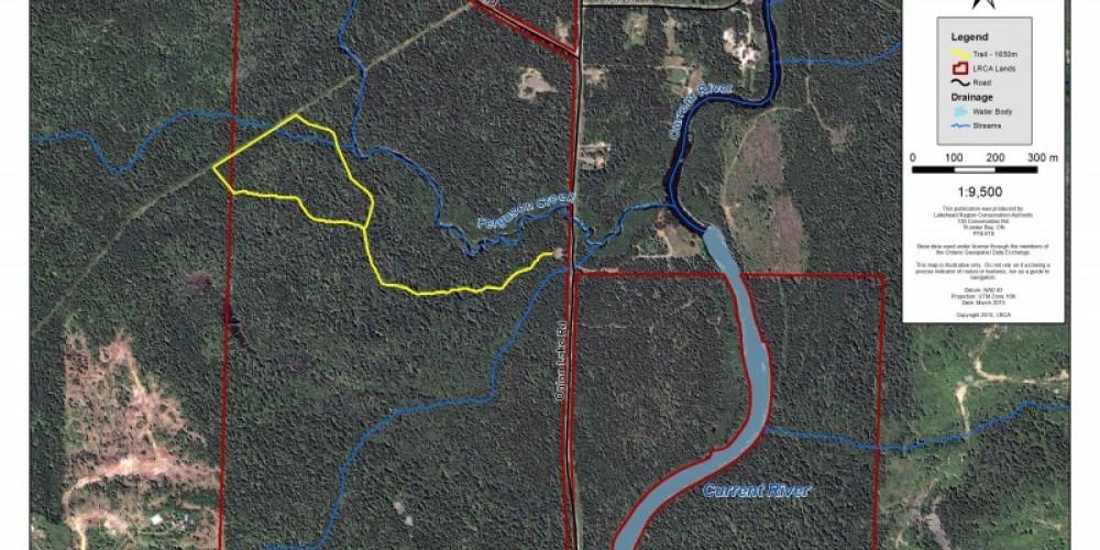 Wishart Forest Trail Map – LRCA Staff