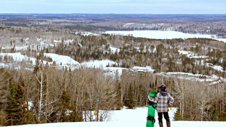 Scenic overlook at Giants Ridge – Paul Pluskwik