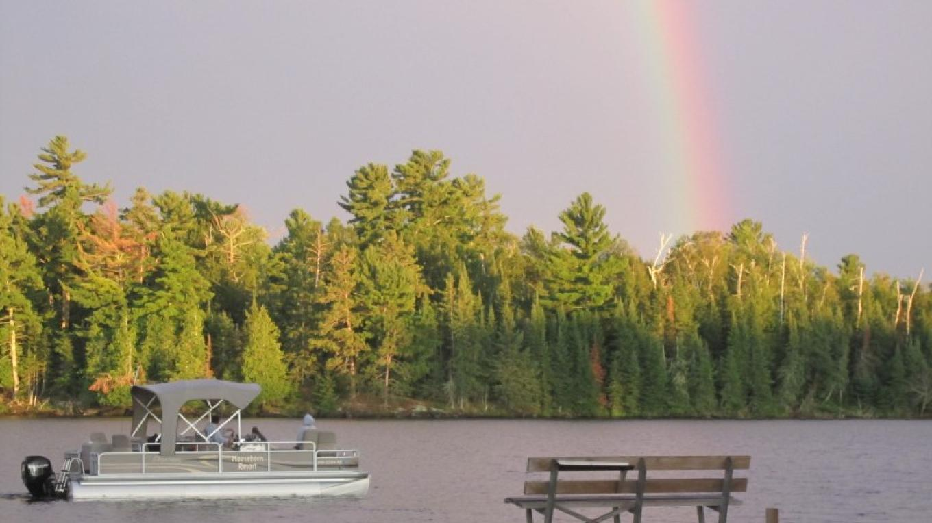 Rainbow – Moosehorn Resort