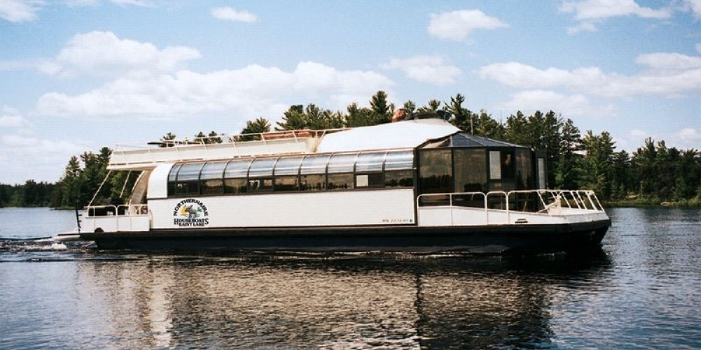 Northernaire Houseboats Aurora