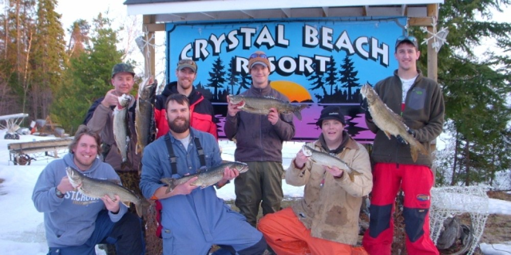 Nice Lake trout – Jody Loew