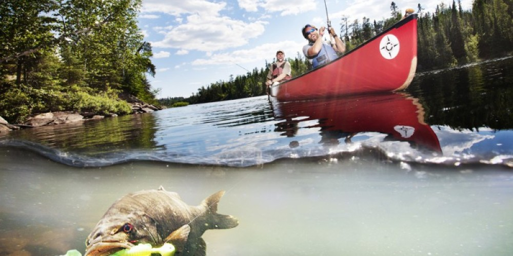 Fishing in the Boundary Waters – Voyageur Canoe Outfitters