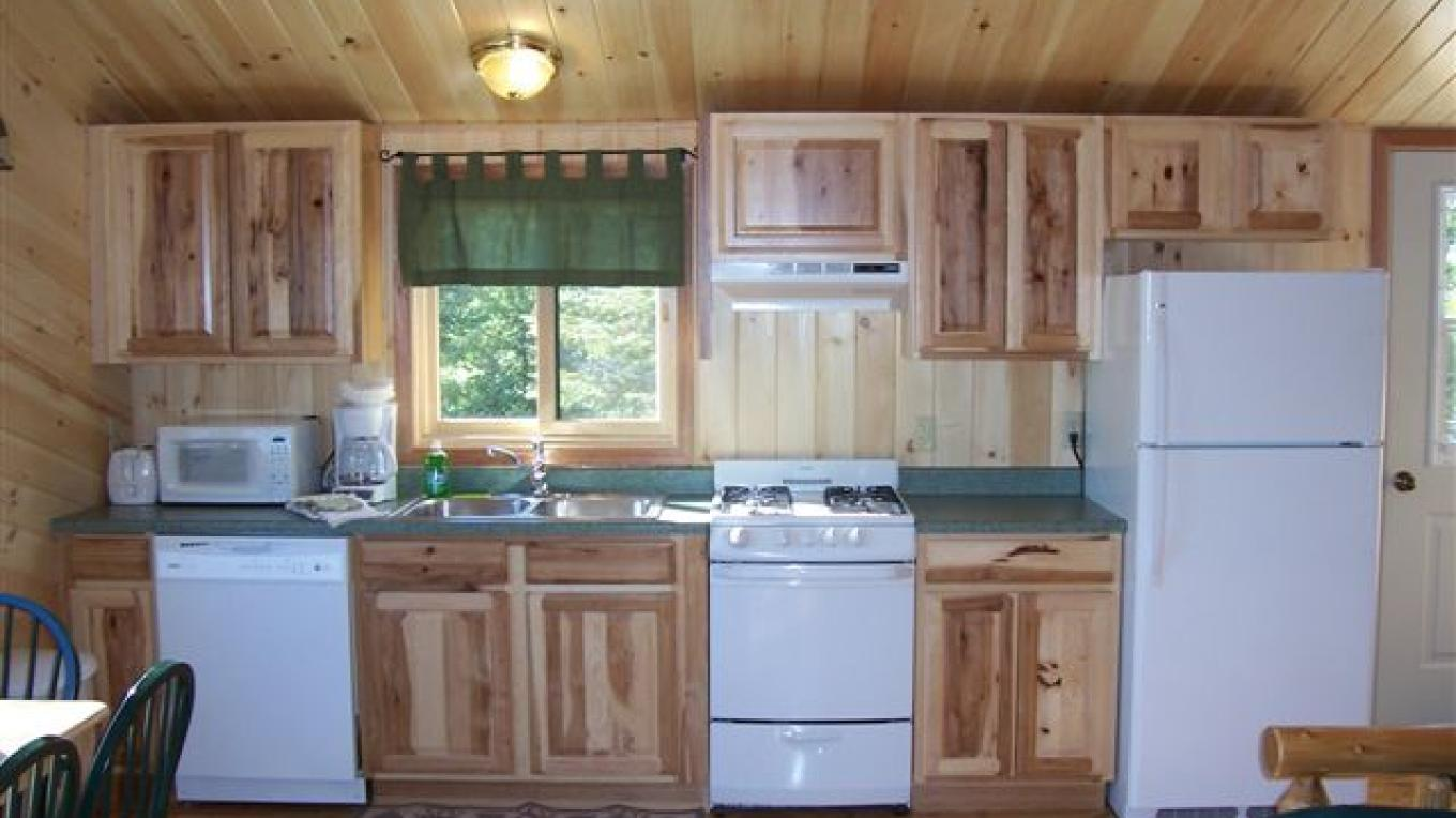 Cabin Kitchen – Owner