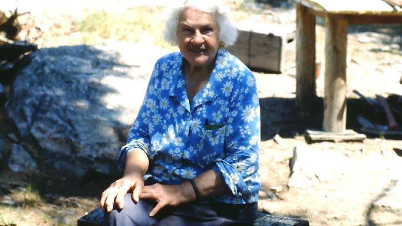 Dorothy Molter, circa 1980s.