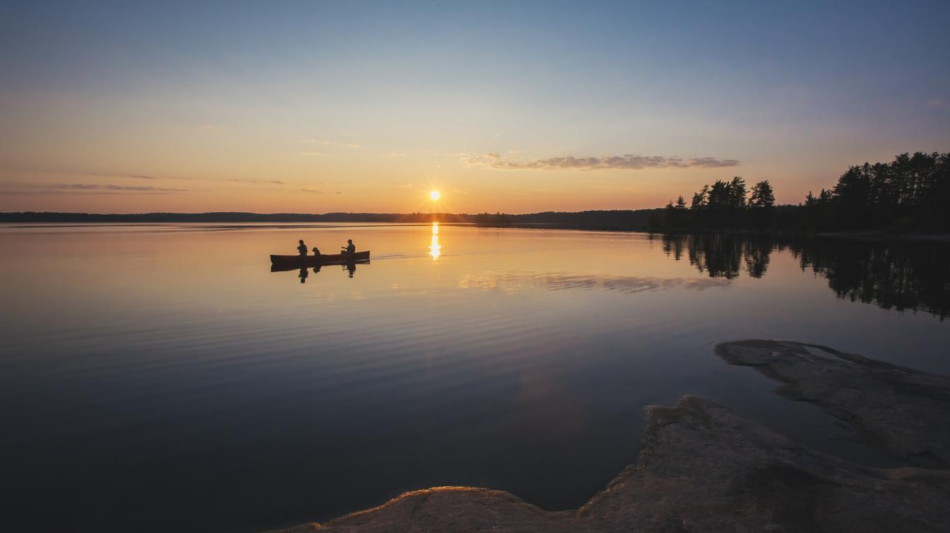 Quetico - A Wilderness Sanctum in the Heart of the Continent – Goh Iromoto