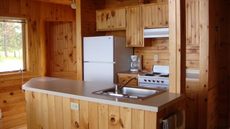 interior of cabin – Jamie MacFarlane