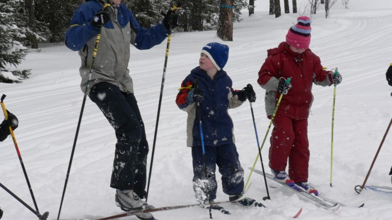 Jack-rabbit ski classes 2006 – C Stromberg