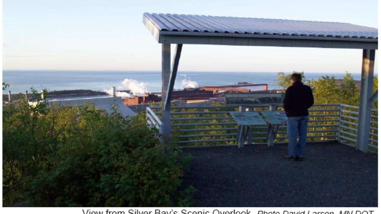 Silver Bay Overlook – David Larson