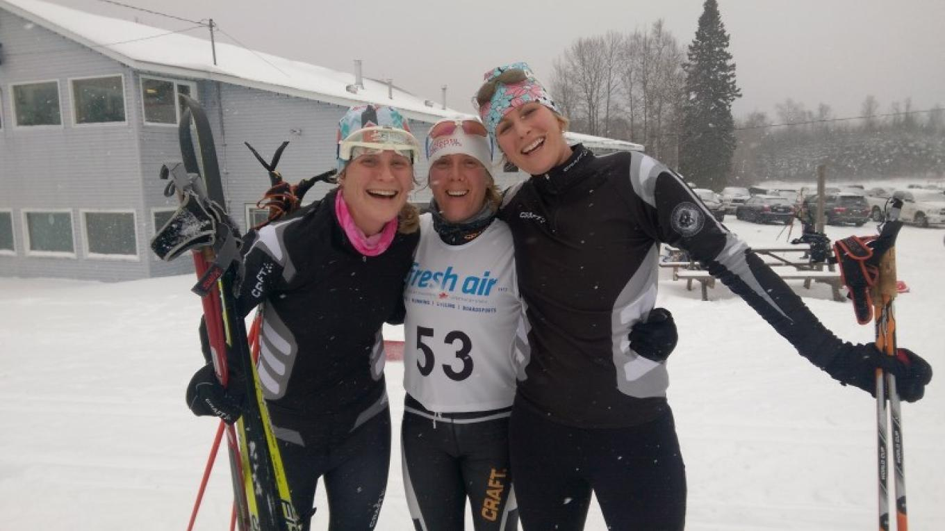 Fun racing events for all ages an abilities – Lappe Nordic