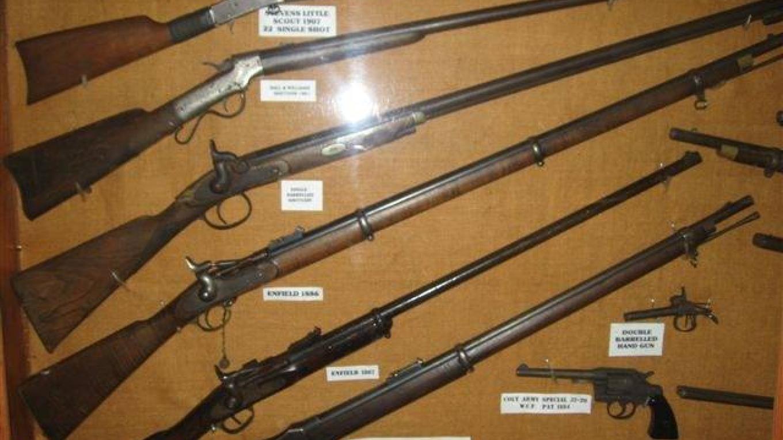 Old Firearms