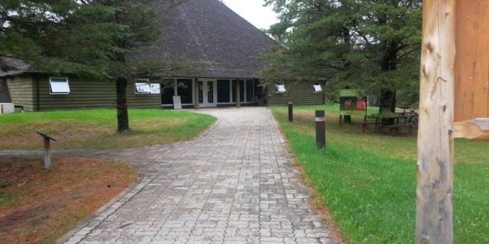 Dawson Trail Heritage and Information Pavilion