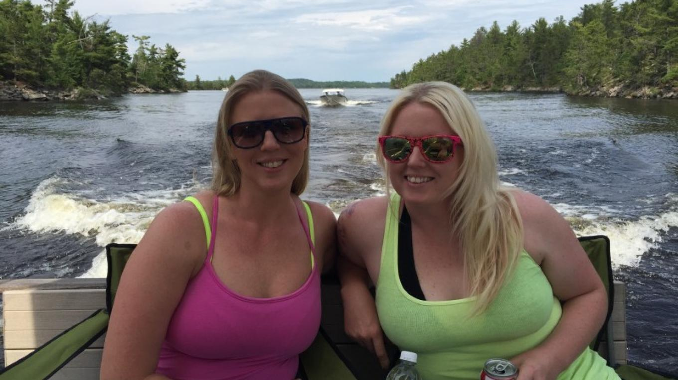 """Touring in Voyageurs aboard """"Turn the Page"""". – Eric Johnson"""