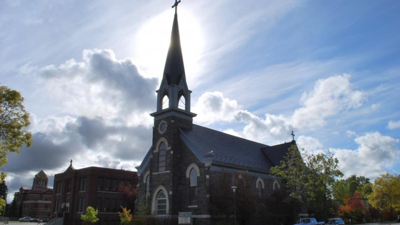 St. Thomas Aquinas Church – International Falls, Rainy Lake and Ranier CVB
