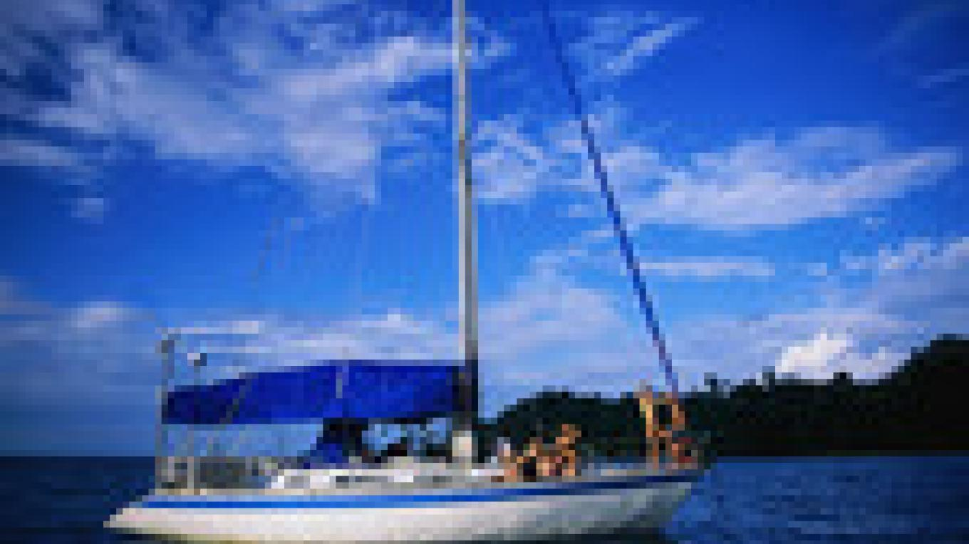 A beautiful day for a sail – Eric Johnson