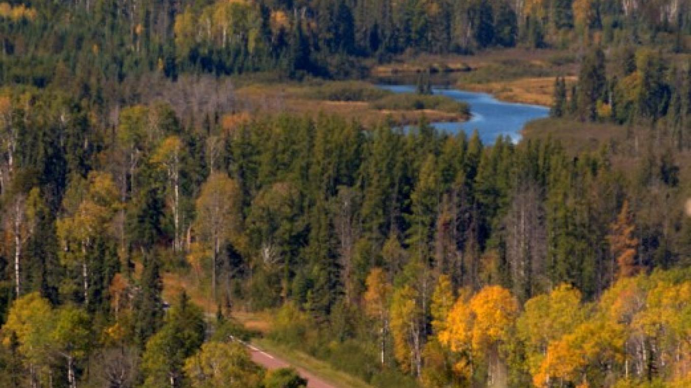 Gunflint Trail National Scenic Byway – Paul Stafford, Explore Minnesota