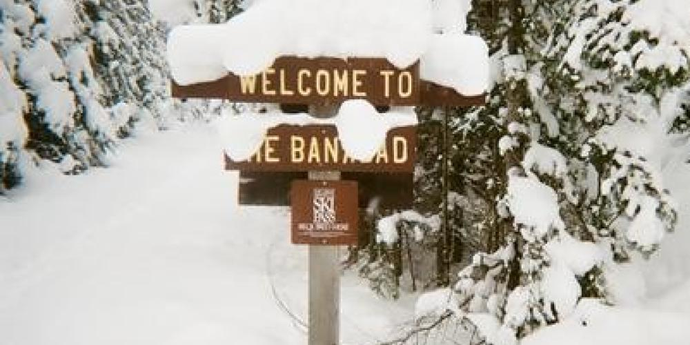 Banadad Ski Trial – Ted Young