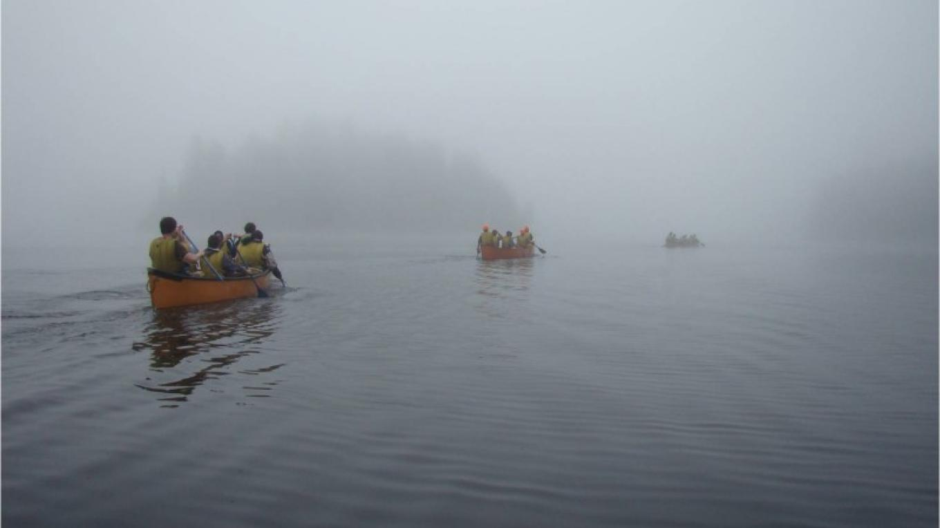Into Mist - Atikokan High School Outers Program