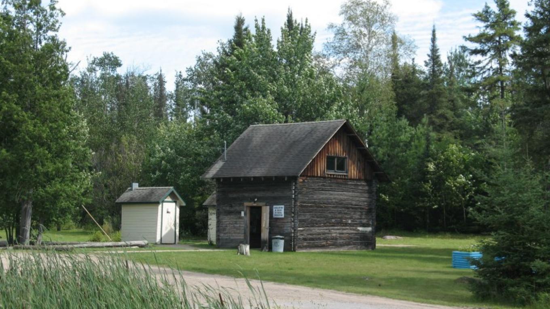 Information Center – Embarrass Township