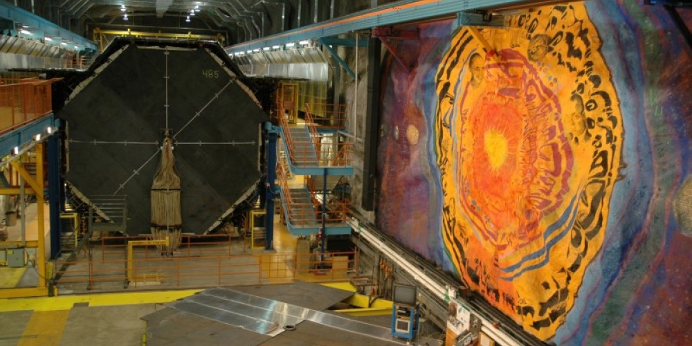 University of Minnesota's high-energy physics lab within the Soudan Mine. Tours available. – MN DNR