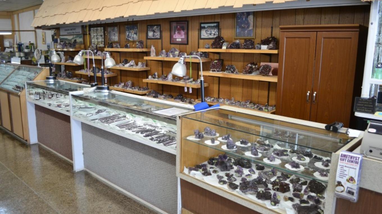 Interior of store – Tim Lukinuk