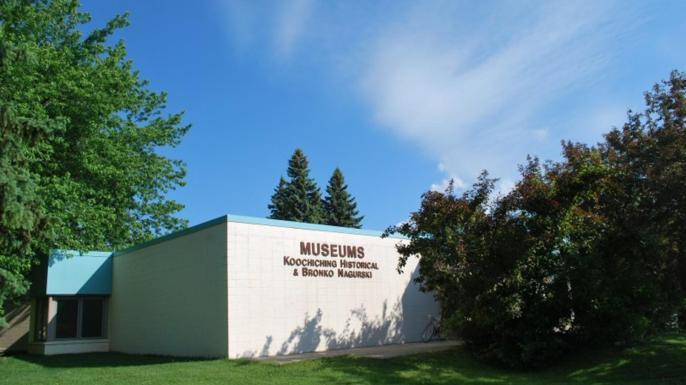 Koochiching Museums 6th Avenue at 2nd Street, International Falls, MN – International Falls, Rainy Lake and Ranier CVB