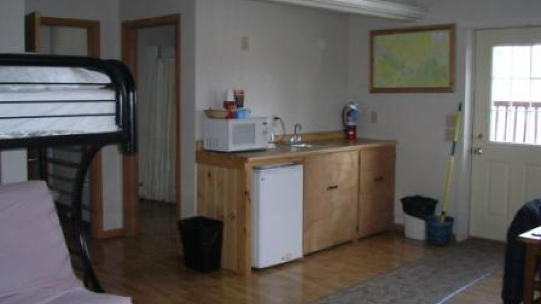 Kitchenette area - upper loft – Lynn
