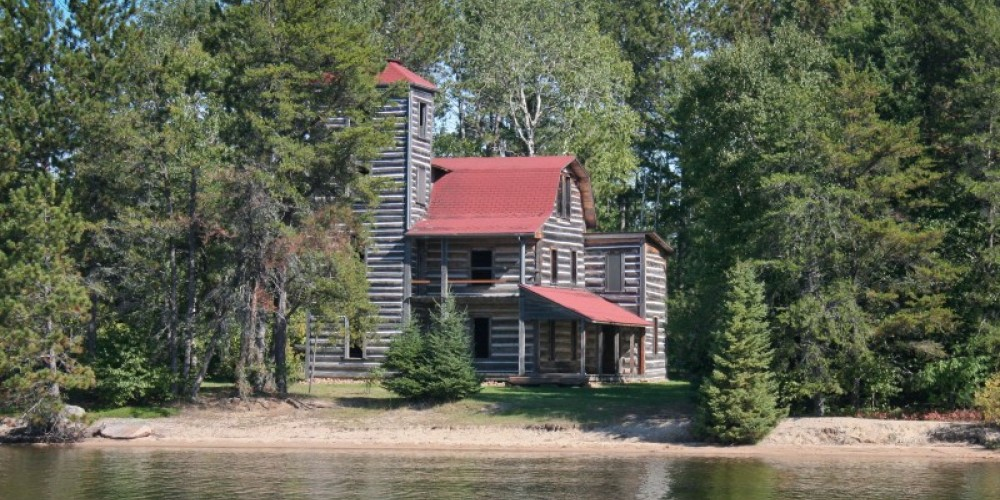 The Castle at White Otter Lake – Karen Greaves