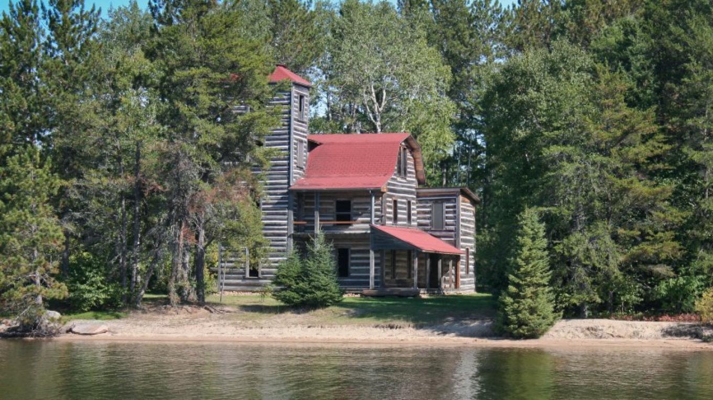The Castle at White Otter Lake – Karen Greaves