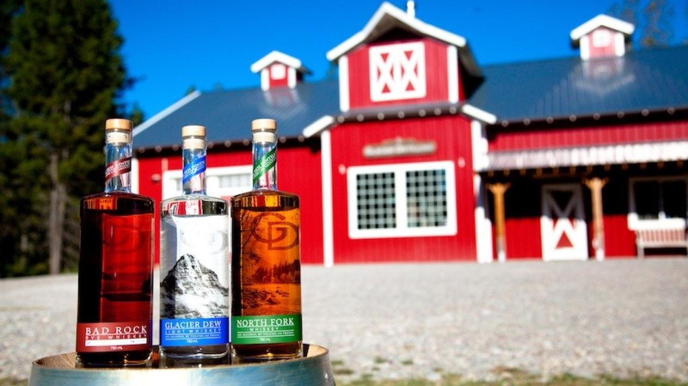Visit The Whiskey Barn for tastings and tours! – David Hancock