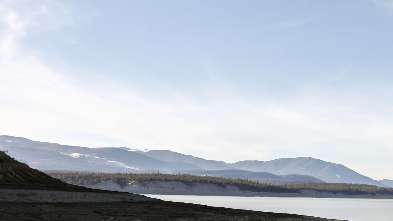 Spingtime on Lake Koocanusa. - Sheena Pate