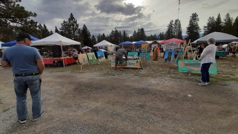 Jaffray-Baynes Lake Farmers Market – Sheena Pate