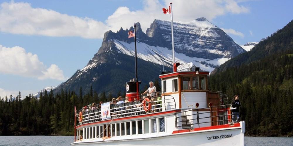 M.V. International – Waterton Shoreline Cruise Co.