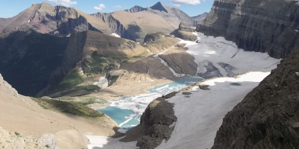 Grinnell Glacier, August 2012 – Mountain Walrus / Wikipedia