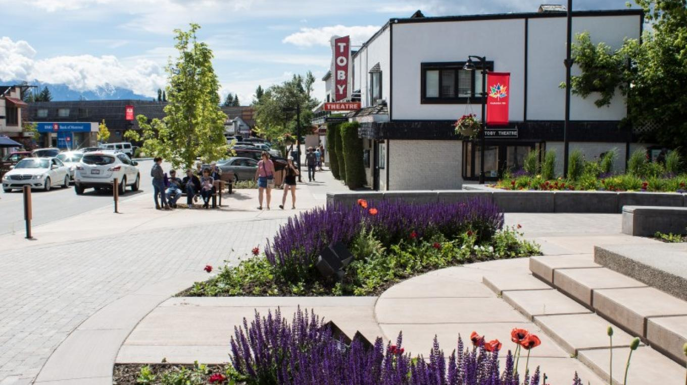 Downtown Invermere-on-the-Lake – Sheena Pate