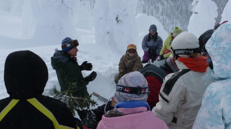 Winter Snow Science Program