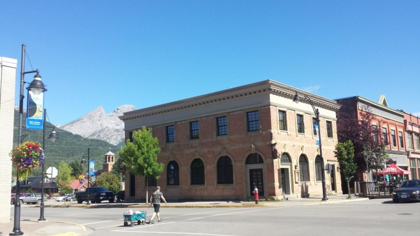 Downtown Fernie – Sheena Pate