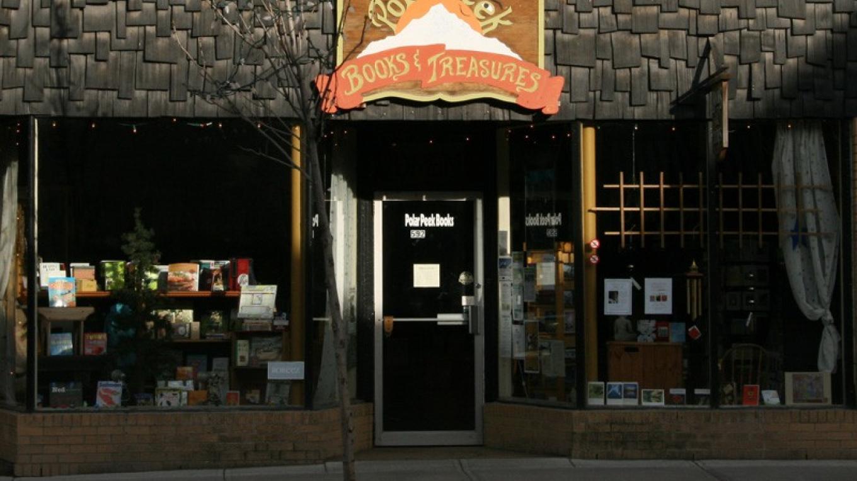 Polar Peek Books on Victoria Avenue in Fernie, B.C. – David Thomas