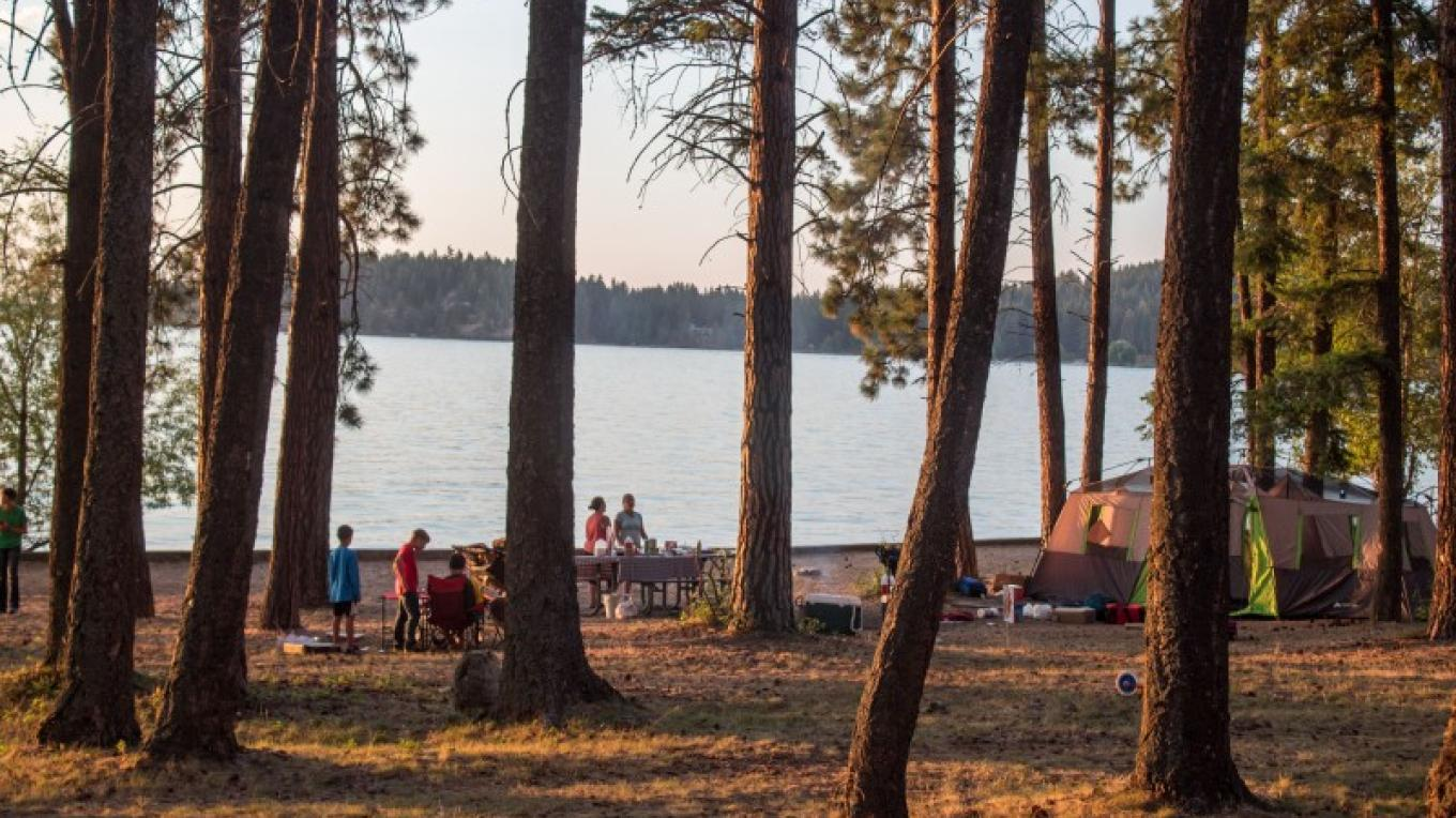 Finley Point State Park Campground – Sheena Pate