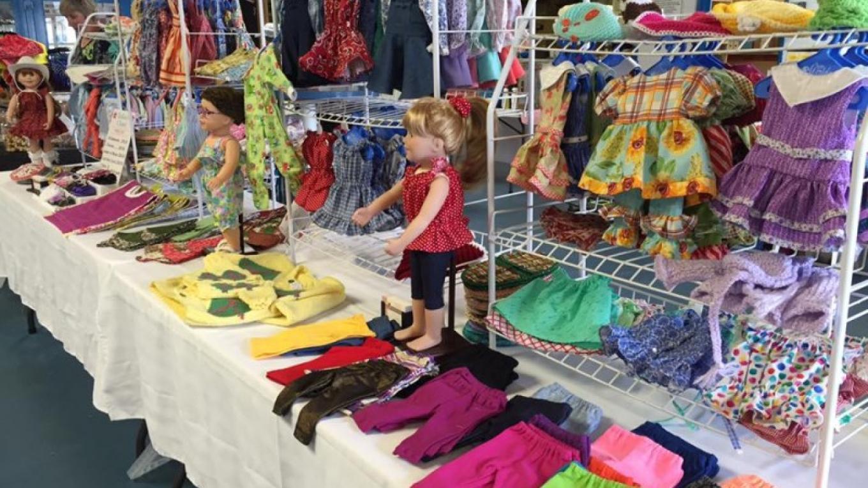 Locally made doll clothing – Kimberly Hurst