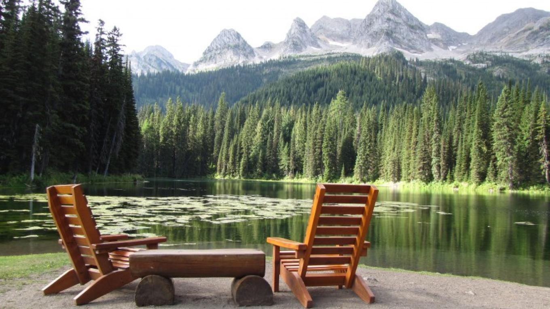 Island Lake – Sheena Pate