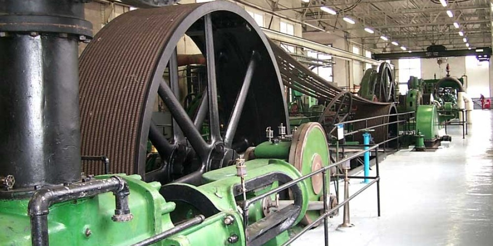 Arrange a tour of the Powerhouse and explore a fascinating part of hard rock mining history. – Chris Dadson